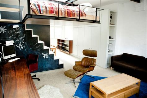Bunk Bed With Space Underneath Boxed In Clever Loft Beds And Space Efficient Storage Units
