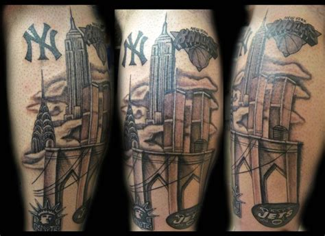 tattoo artists nyc