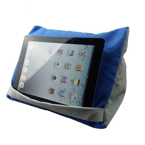 tablet pillow stand new tablet cushion pillow for stand fits wide tablets