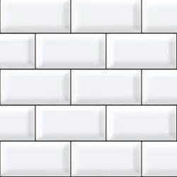 delightful Black And White Checkerboard Tile #1: White-tile-black-grout-splashabck-500x2030-sample.jpg