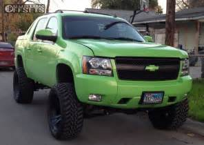 2008 chevrolet avalanche xd crank country suspension