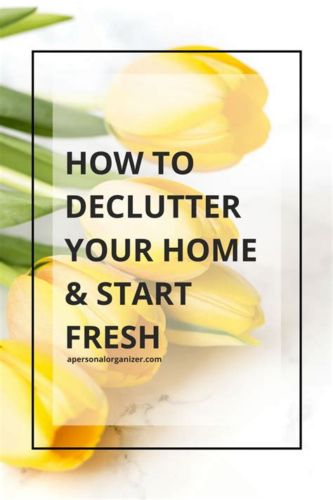1121 best decluttering purging tips ideas images on