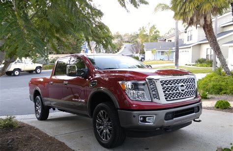 Nissan Titan Xd Mpg by 2016 Nissan Titan Xd Review Cleanmpg