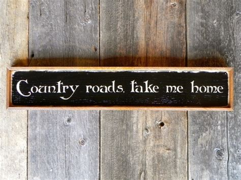 rustic country sign signs and sayings handmade wood signs