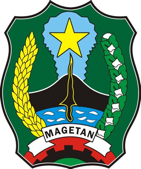 logo kabupaten magetan kumpulan logo indonesia
