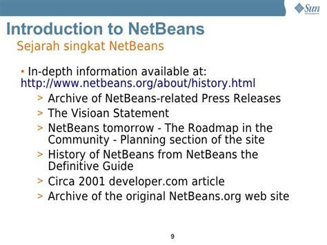 the definitive guide to java swing introduction to netbeans ide