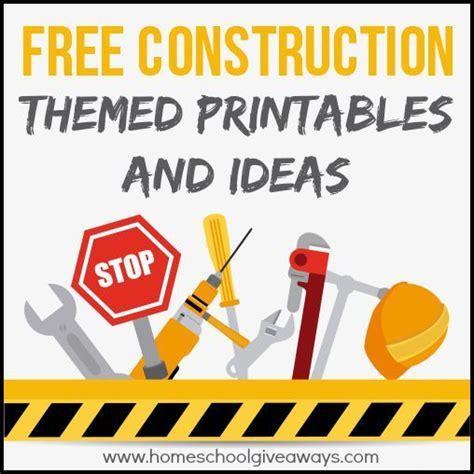 free printable under construction signs best 25 construction theme preschool ideas on pinterest