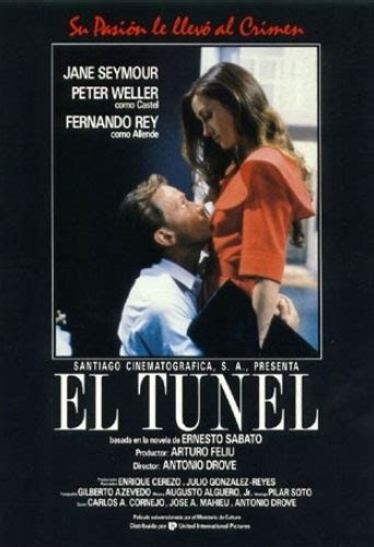 el tunel the tunnel tunel el t 250 nel the tunnel 1989 film