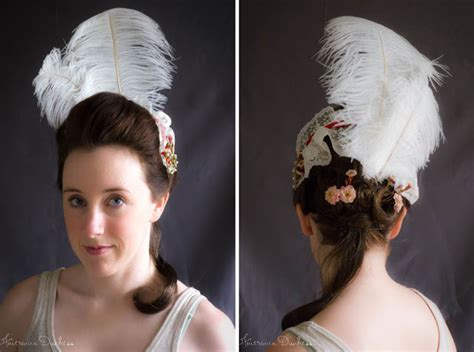 pouf hairstyle accessories v54 how to create a simple 18th century pouf american