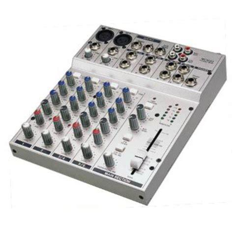 Mini Mixer Audio Murah image gallery mini mixer