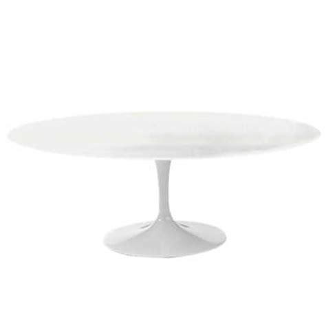 saarinen 78 oval table 78 inch oval saarinen dining table by knoll smart furniture