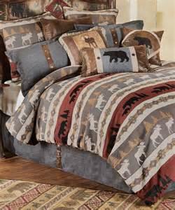 moose bedding sets moose bedding sets 28 images rustic cabin wildlife