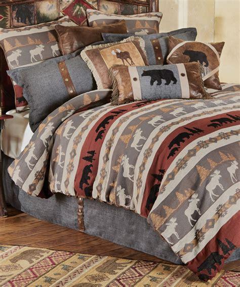 bear bedding wildlife bedding wildlife moose bear bedding