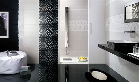 piastrelle nere per bagno piastrelle a mosaico per il bagno eccone 20 bellissimi