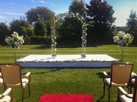 Wedding Arch Uk by Wedding Arch Beyond Expectations Weddings Events