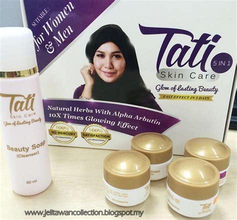 Serum Tati Skincare produk kecantikan tati skincare jelitawan collections