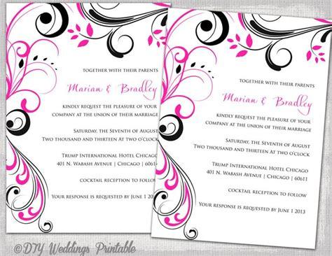 Black Printable Invitation Orderecigsjuice Info Free Editable Invitation Templates