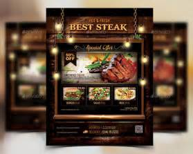 restaurant flyer template 56 free word pdf psd eps