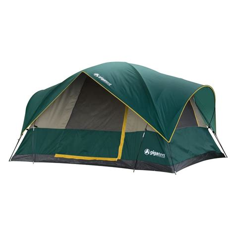 gigatent mountain 5 person dome tent ft027 the