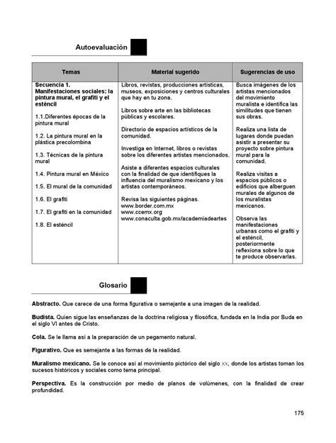 Apuntes 3er. Grado Artes Visuales III by Rarámuri - Issuu