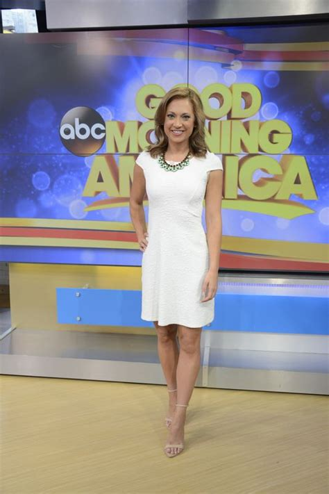 What Did Ginger Zee Wear Yesterday | i bought this dress at zara lamey and the necklace at j