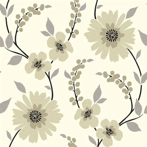 modern floral wallpaper arthouse stansie floral luxury contemporary flower