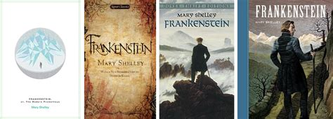 frankenstein of a chion books 9 classics with beautiful book covers