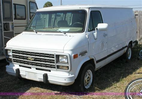 how does cars work 1993 chevrolet sportvan g20 spare parts catalogs 1993 chevrolet sportvan van specifications pictures prices