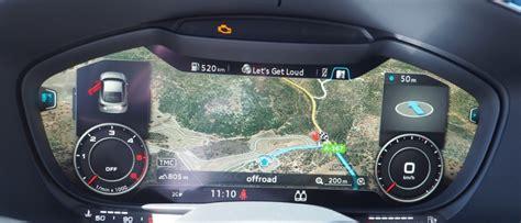 2016 Audi TT/TTS and Q7 Virtual Cockpit First Drive SlashGear
