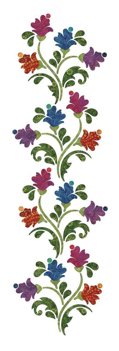pattern flower applique 1148 best quilt fleurs images on pinterest appliques