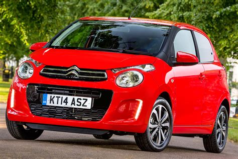 Used Citroen by Used Citroen C1 Review Auto Express