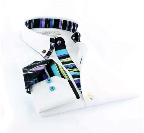 claudio lugli guitar shirt in navy gabucci claudio lugli men s white shirt w dark multi coloured