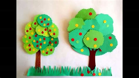 Paper Craft Projects How To Make - construction paper crafts project ideas for
