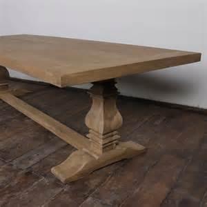 plans for trestle table images reclaimed wood trestle bernhardt dining room trestle table