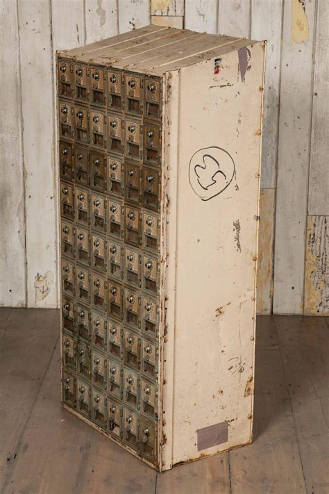 Us Post Office Box by Antique Us Post Office Mail Boxes At 1stdibs