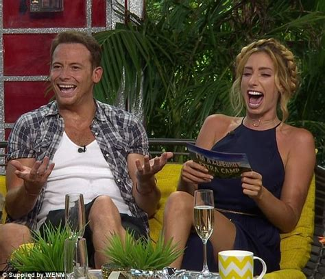 whos hosting celebrity jungle 2017 stacey solomon axed from i m a celebrity spin off daily