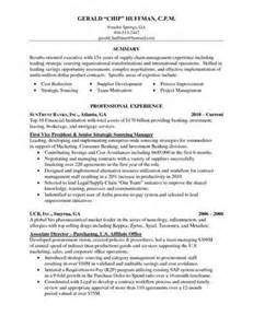 Sle Resume For Purchasing Manager by Fashion Retail Buyer Resume Sales Retail Lewesmr