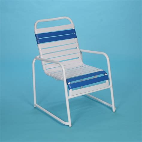 Commercial Grade Sled Base Chair Patio Furniture Repair Patio Chair Straps