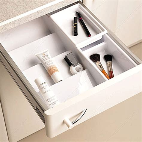 Bathroom Tray Organizer by Cosmetics Drawer Insert Richelieu Hardware
