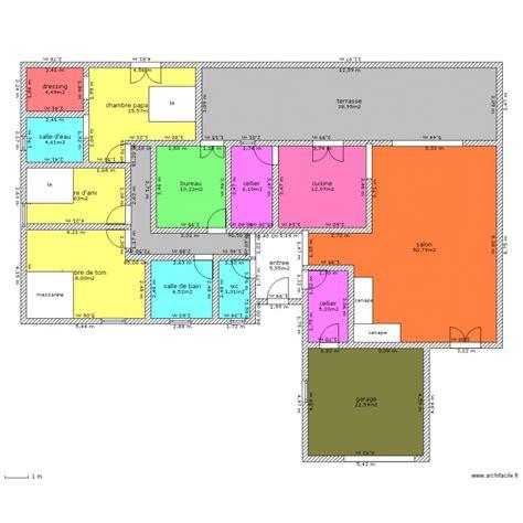 Maison Ideale Plan by Maison Id 233 Ale 2 Plan 16 Pi 232 Ces 223 M2 Dessin 233 Par Svirkos