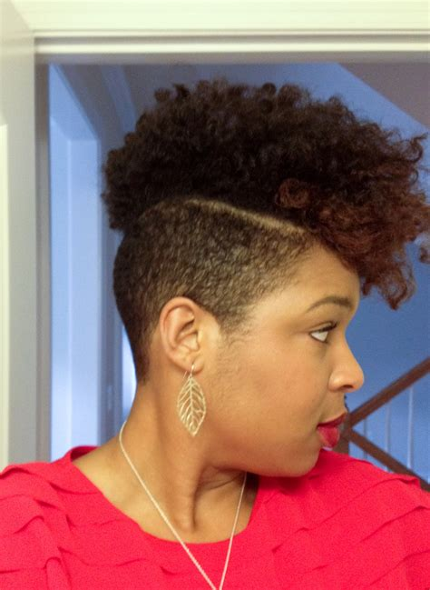 pictures of natural hairstyles mohawks 1000 images about mohawks on pinterest updo natural