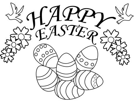 Easter Coloring Sheets Coloring Pages To Print Coloring Pages Easter Printable