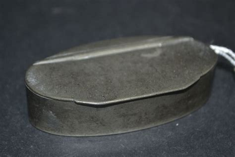 antique english pewter tobacco boxes georgian oval pewter snuff box evening antique auction small whitfield auctions and