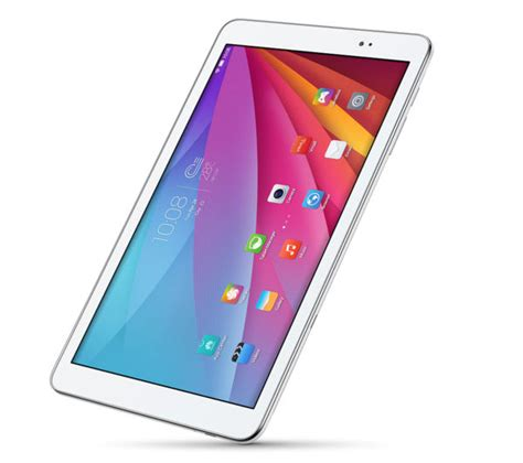 huawei mediapad t1 10 quot tablet 16 gb silver deals pc world