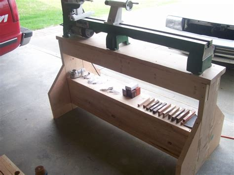 wood lathe bench plans lathe bench design pdf woodworking