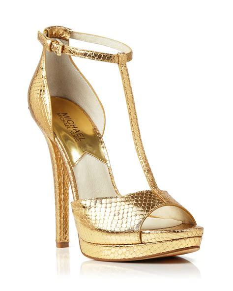 bloomingdales sandals michael michael kors open toe platform t sandals