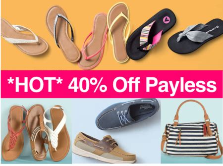 How To Pay With Gift Card On Payless - hot extra 40 off any item at payless today only