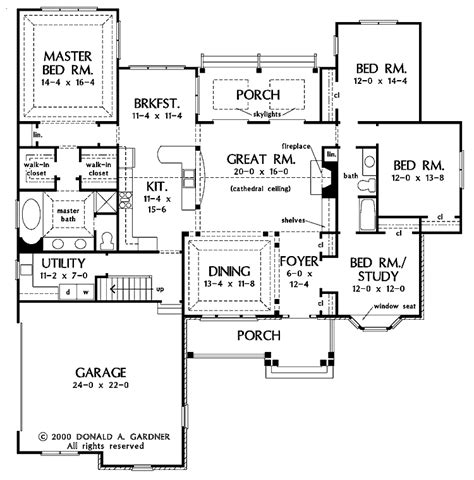 floor plans for one story houses one story open floor plans with 4 bedrooms generous one