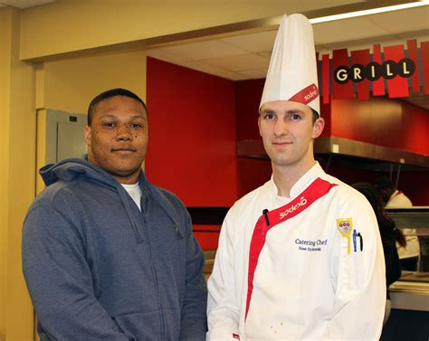 Banquet Chef by Living With Food Sensitivities At Utm The Pacer