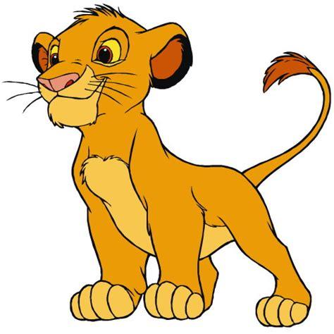 imagenes de leones bebes animados leones beb 233 s animados tiernos imagui
